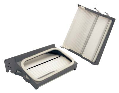 Wix 24474 napa 4474 cabin air filter fleetfilter wix for Microgard cabin air filter