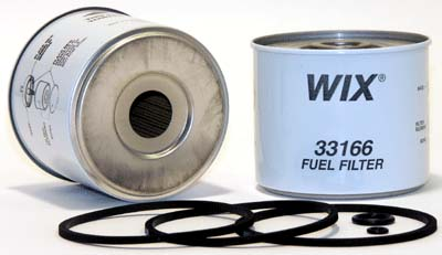 Mobil 1 Oil Filter >> Wix 33166 & Napa 3166 Fuel Filter: FleetFilter - Wix Filters/NapaGold, Fram, Baldwin, and Luberfiner