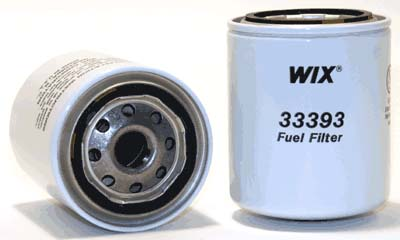 Mobil Oil Filter >> Wix 33393 & Napa 3393 Fuel Filter: FleetFilter - Wix Filters/NapaGold, Fram, Baldwin, and Luberfiner