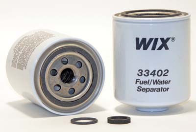 Wix Fuel Filter//Water Separator w// Accommodating Cap 33442 NOS