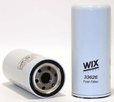 Wix 33626 & Napa 3626 Fuel Filter: FleetFilter - Wix Filters ...