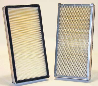 Wix 42354 napa 2354 cabin air filter fleetfilter wix for Microgard cabin air filter