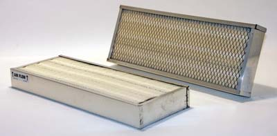 Wix 42562 napa 2562 cabin air filter fleetfilter for Microgard cabin air filter