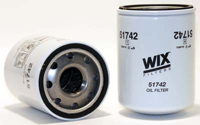 Baldwin Oil Filters >> Wix 51742 & Napa 1742 Oil Filter: FleetFilter - NapaGold by Wix, Fram, Baldwin, and Luberfiner