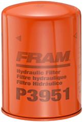 Mobil 1 Oil Filter >> Fram P3951 Hydraulic Filter: FleetFilter - Wix Filters ...