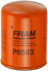 fram p6503 fuel filter: fleetfilter - wix filters/napagold, fram, baldwin,  and luberfiner