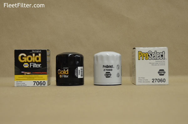 Oil Filter Comparison >> FleetFilter - Wix Filters/NapaGold, Fram, Baldwin, and ...